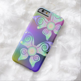 Flower of Life / Blume des Lebens - butterfly Barely There iPhone 6 Case