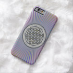 Flower of Life / Blume des Lebens - Button IX Barely There iPhone 6 Case