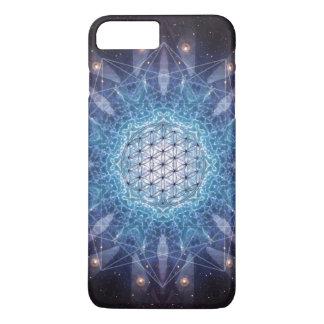 Flower of Life / Blume des Lebens Holy Universe iPhone 8 Plus/7 Plus Case