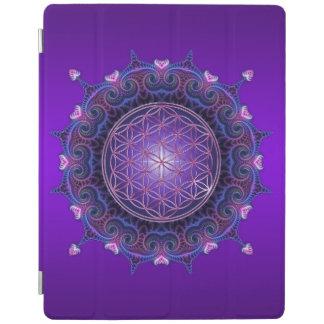Flower Of Life / Blume des Lebens - Mandala I iPad Smart Cover