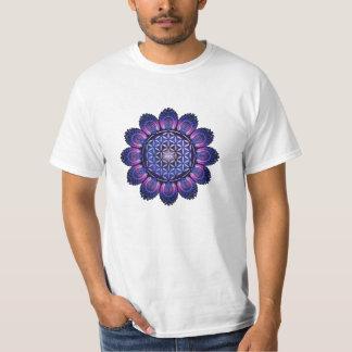 FLOWER OF LIFE / Blume des Lebens - Mandala II T-Shirt