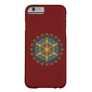 FLOWER OF LIFE / Blume des Lebens - Mandala III Barely There iPhone 6 Case
