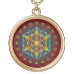 FLOWER OF LIFE / Blume des Lebens - Mandala III Necklaces