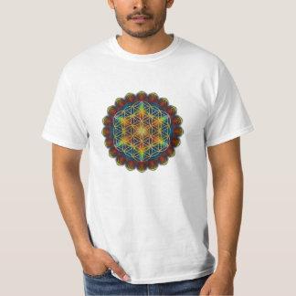 FLOWER OF LIFE / Blume des Lebens - Mandala III T-Shirt