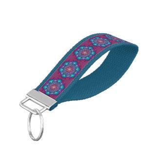 Flower Of Life / Blume des Lebens - Mandala IV Wrist Keychain