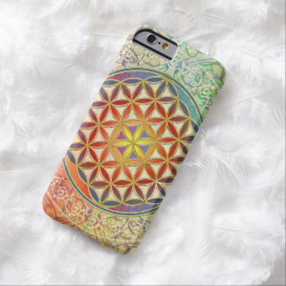Flower Of Life / Blume des Lebens - Ornament I Barely There iPhone 6 Case