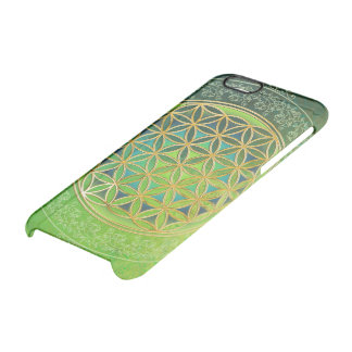Flower Of Life / Blume des Lebens - Ornament II Uncommon Clearly™ Deflector iPhone 6 Case