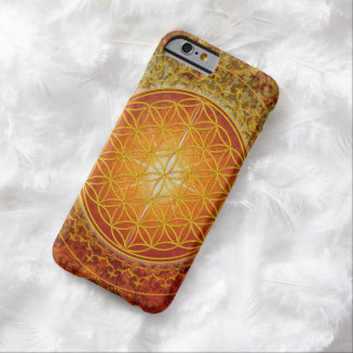 Flower Of Life / Blume des Lebens - Ornament III Barely There iPhone 6 Case