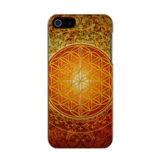 Flower Of Life / Blume des Lebens - Ornament III Incipio Feather® Shine iPhone 5 Case