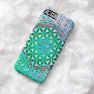 Flower Of Life / Blume des Lebens - Ornament IV Barely There iPhone 6 Case