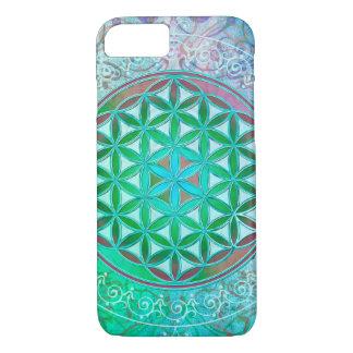 Flower Of Life / Blume des Lebens - Ornament IV iPhone 7 Case