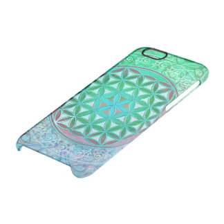 Flower Of Life / Blume des Lebens - Ornament IV Uncommon Clearly™ Deflector iPhone 6 Case