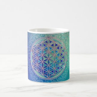 Flower Of Life / Blume des Lebens - Ornament VI Coffee Mug
