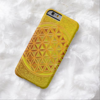 Flower Of Life / Blume des Lebens - Ornament VII Barely There iPhone 6 Case