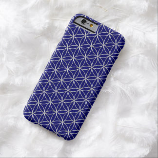 Flower of Life / Blume des Lebens - silver grid Barely There iPhone 6 Case
