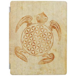 Flower of Life / Blume des Lebens - turtle stone iPad Smart Cover