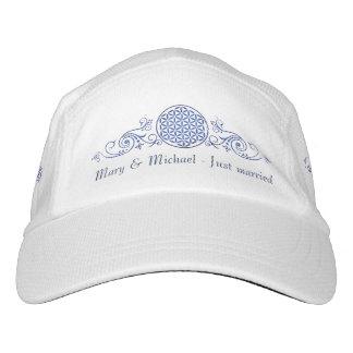 Flower Of Life / Blume des Lebens - Vintage III Headsweats Hat