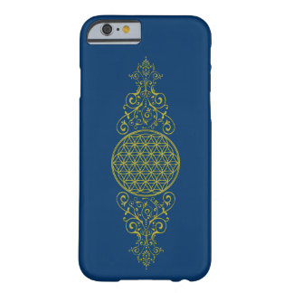 Flower of Life / Blume des Lebens - vintage XI Barely There iPhone 6 Case
