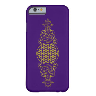 Flower of Life / Blume des Lebens - vintage XII Barely There iPhone 6 Case