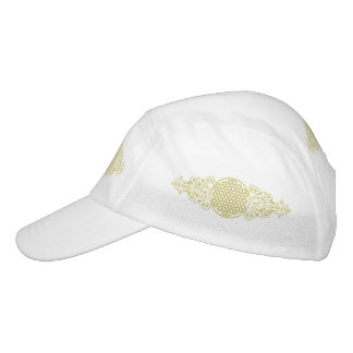 Flower of Life / Blume des Lebens - vintage XII Headsweats Hat