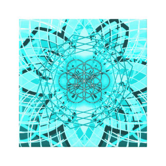 Flower of Life ... Canvas Print