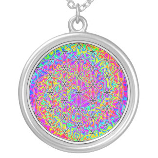 Flower of Life (Color 1) Pendant
