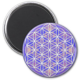 Flower of Life (Color 3) Magnet