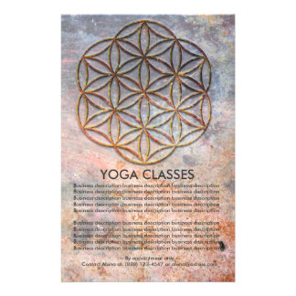 Flower of Life Flyer