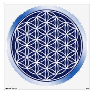 Flower Of Life - Heaven Wall Skins
