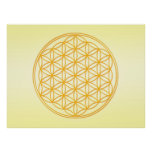 Flower of Life - Kuthumi Print