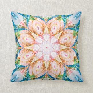 Flower of Life Mandala 11 Pillow