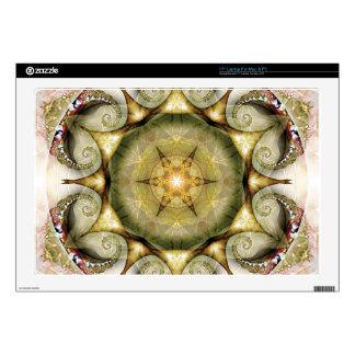"""Flower of Life Mandala 19 Gifts Skins For 17"""" Laptops"""