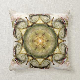 Flower of Life Mandala 19 Pillow