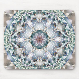 Flower of Life Mandala 1 Gifts Mouse Pad