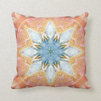 Flower of Life Mandala 3 Pillow