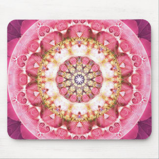 Flower of Life Mandala 5 Gifts Mouse Pad