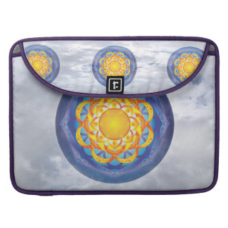 Flower of Life Mandala MacBook Pro Sleeve