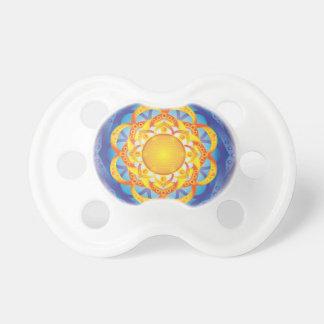 Flower of Life Mandala Pacifier