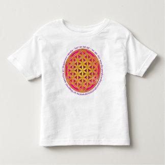 Flower Of Life / Moola Mantra Toddler T-shirt