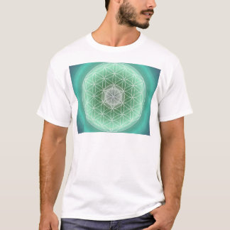 Flower of life no. 10 created by Tutti T-Shirt
