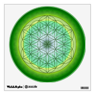 Flower of Life No 3 Wall Print Wall Sticker