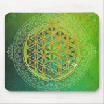 Flower of Life - Ornament II Mouse Pad