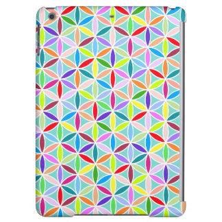 Flower of Life Pattern – Multicoloured