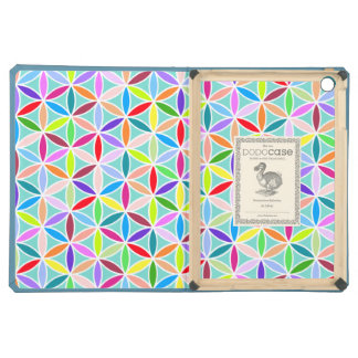 Flower of Life Pattern – Multicoloured Case For iPad Air