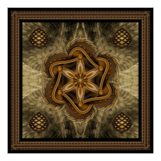 Flower Of Life Poster Posters