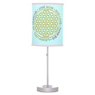 Flower of Life - Rules of Life Lamps