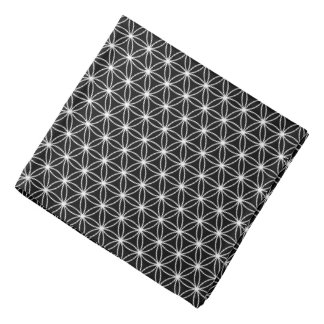 Flower Of Life Sacred Geometry Bandana