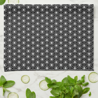 Flower Of Life Sacred Geometry Kitchen Towel