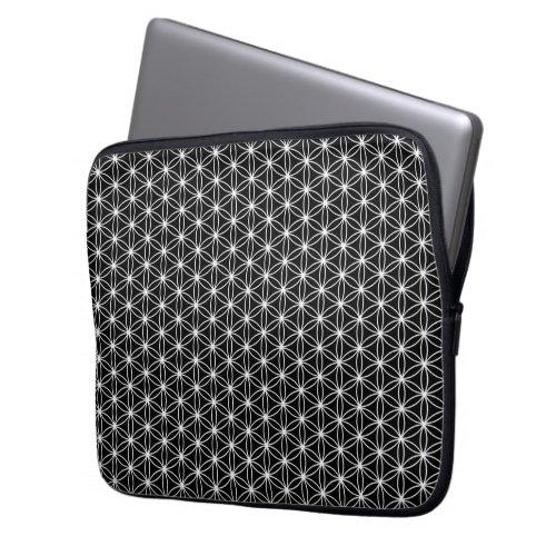 Flower Of Life Sacred Geometry Laptop Sleeve