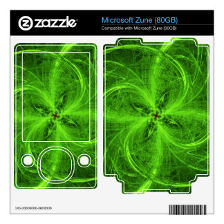 Flower of LIfe Skin For The Zune